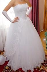 Продоам свадебное платье