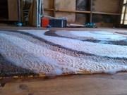химчистка ковров в Гомеле с большим и малым ворсом удаления меток и запаха мочи животных с ковров. выведение пятен крови кофе и др.
