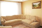 3-комнатная квартира в 17микрорайоне на сутки и более
