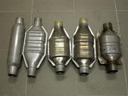 Автомобильные катализаторы