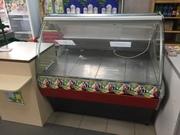 холодильная витрина  БУ