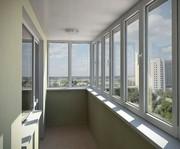 Немецкие окна пвх VEKA и балконные рамы