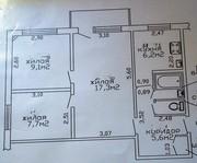 Продается 3-х комнатная квартира в р-не старого аэродрома
