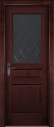 Двери межкомнатные из массива сосны («Ока»),  новые