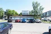 Здание розничной торговли в г.Гродно ул. Комарова,  22б