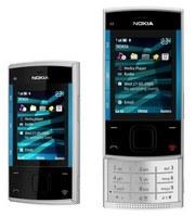 Продам телефон Nokia X3 silver blue