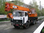 Продам автокран «СИЛАЧ» КТА-32